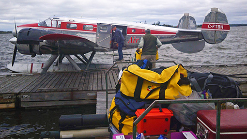 what to pack for canada remote fishing trip in ontario